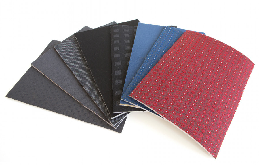 Automotive interior fabrics